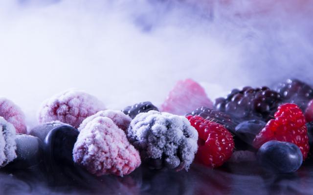 Surgelazione alimenti