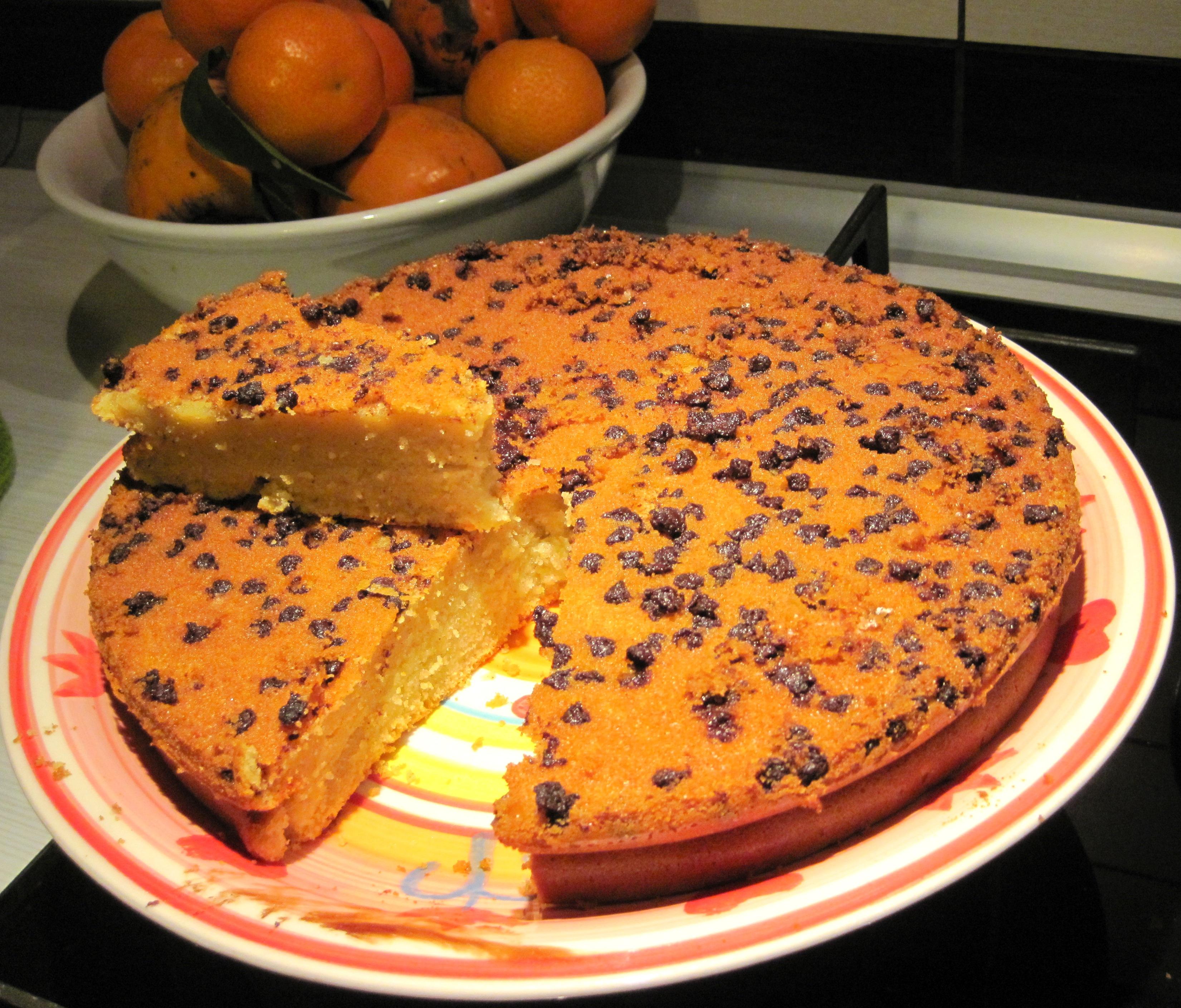 torta panna e cannella