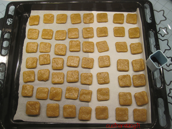 Biscotti integrali all'olio d'oliva