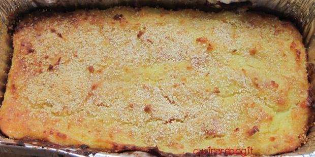 Gateau di patate (la mia versione)