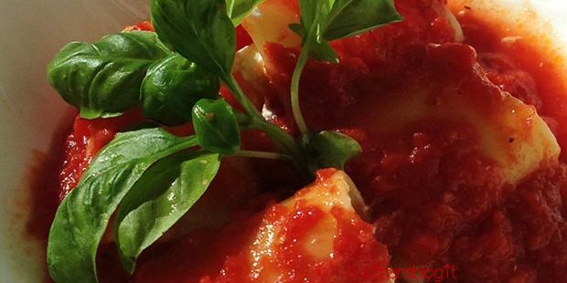 Paccheri Pomodoro Basilico