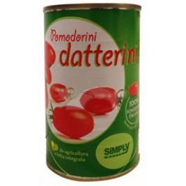 Pomodori datterini in scatola