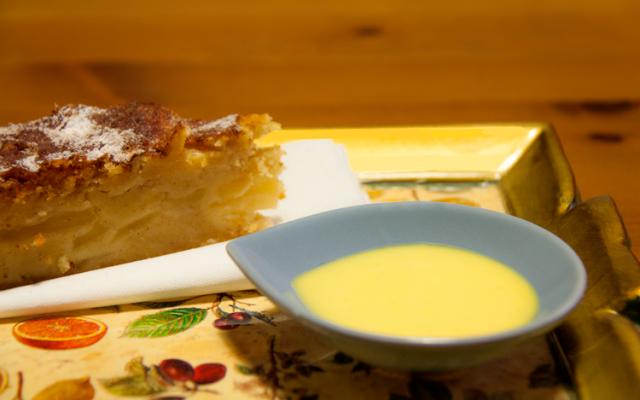 Salsa di vaniglia
