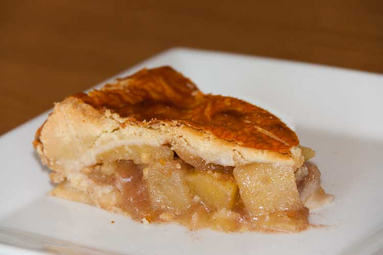 Come fare l'apple pie (torta di mele)